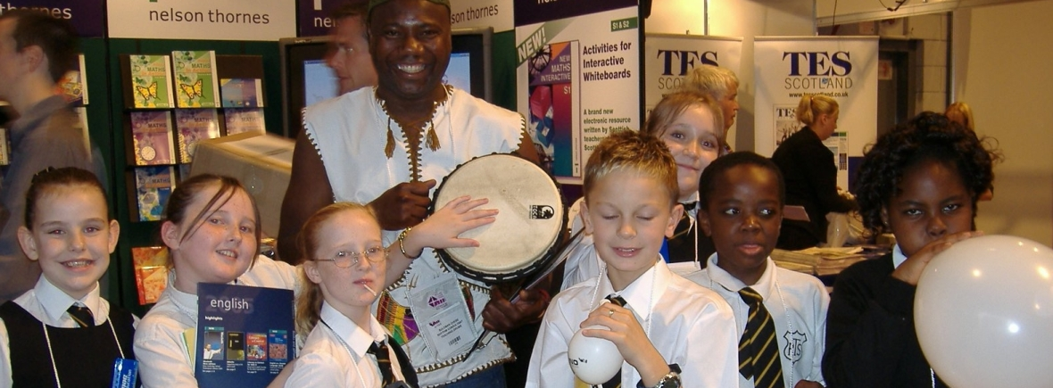 Resources for schools to plan an African event.