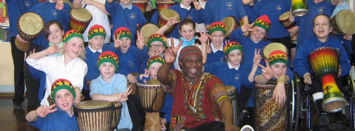 African educational workshops for schools